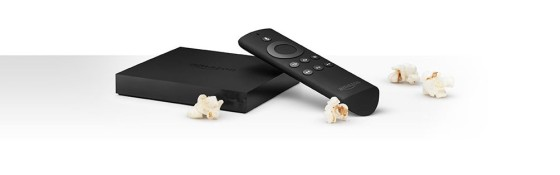 Amazon presenta Amazon Fire TV