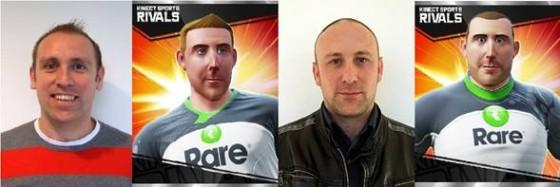 Creando un Campeón en Kinect Sports Rivals