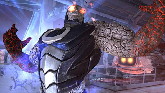 Celebra el primer aniversario del videojuego portátil Injustice Gods Among Us