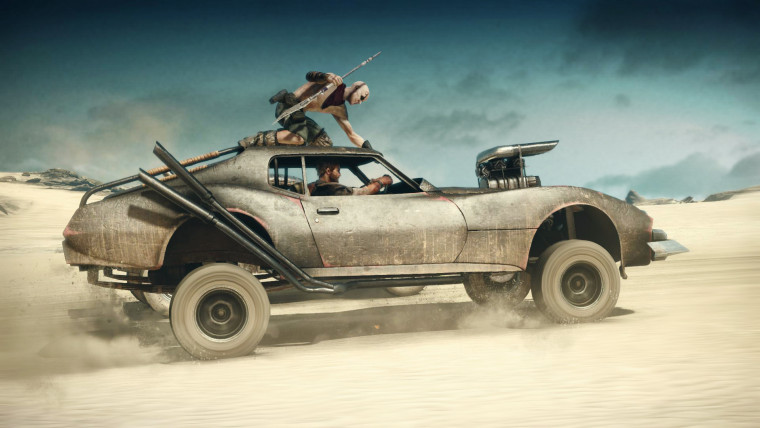 Video: Nuevo avance de Mad Max