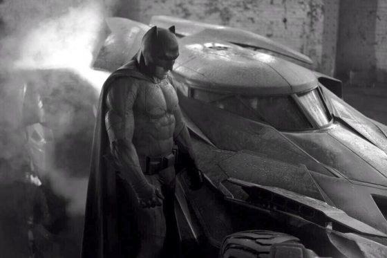 Zack Snyder publica una foto de Ben Affleck como Batman