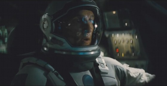 Video: Segundo avance de 'Interstellar' de Christopher Nolan