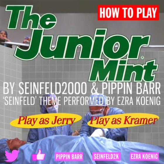Ezra Koenig de Vampire Weekend hace un cover al tema de 'Seinfeld' para un videojuego