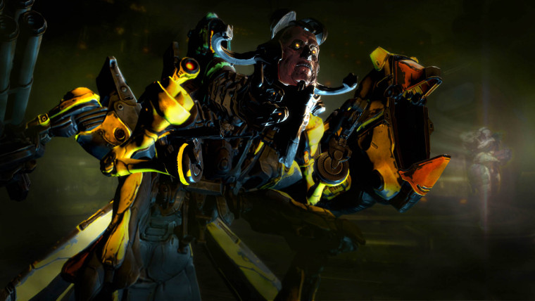 La Actualización 13 de Warframe, Sectores Oscuros, llega a PlayStation 4
