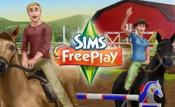 Ensíllate en Los Sims Free to Play