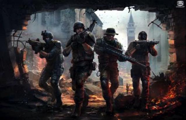 """""""Modern Combat 5: Blackout"""": Un juego centrado en las clases de personajes"""