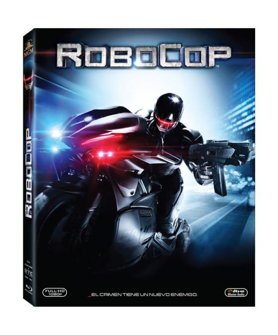 Robocop llega en Blu-Ray y DVD este viernes 23 de mayo 2014
