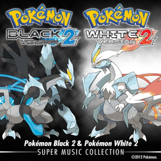 Pokémon Black 2 & Pokémon White 2: Super Music Collection ya a la venta en iTunes