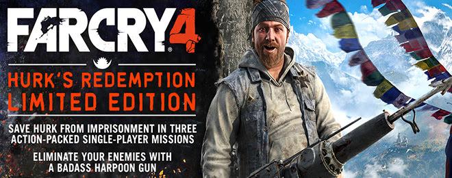 Ubisoft anuncia la llegada de Far Cry 4