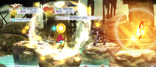 Child of Light llegará a PS Vita el 1 de julio