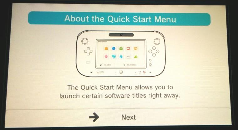 Ya está disponible el nuevo firmware de Wii U