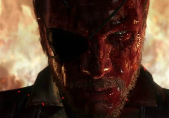 Video: Nuevo avance de Metal Gear Solid V