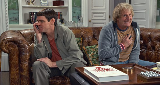 Video: Harry y Lloyd regresan en el primer avance de 'Dumb and Dumber Too'