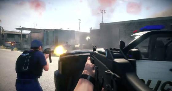 Video: Primer avance de Battlefield Hardline