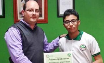 Estudiante del CONALEP es contratado por Google