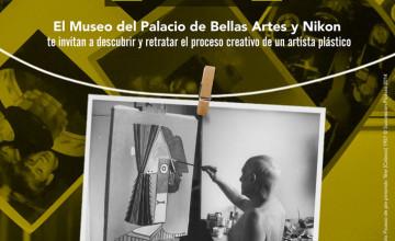 """Nikon y el Museo del Palacio de Bellas Artes presentan el concurso """"Revela a un artista"""""""
