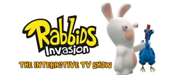 Rabbids Invasion: The Interactive Show llegará en noviembre