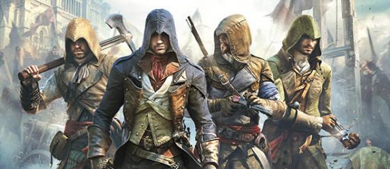 E3 2014: Ubisoft anuncia el lanzamiento de Assassin's Creed Unity