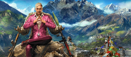 E3 2014: Ubisoft presenta Far Cry 4