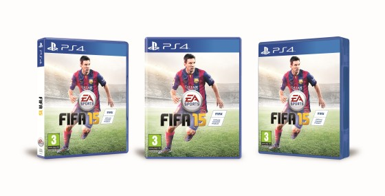 Ya está disponible el demo de EA Sports FIFA 15