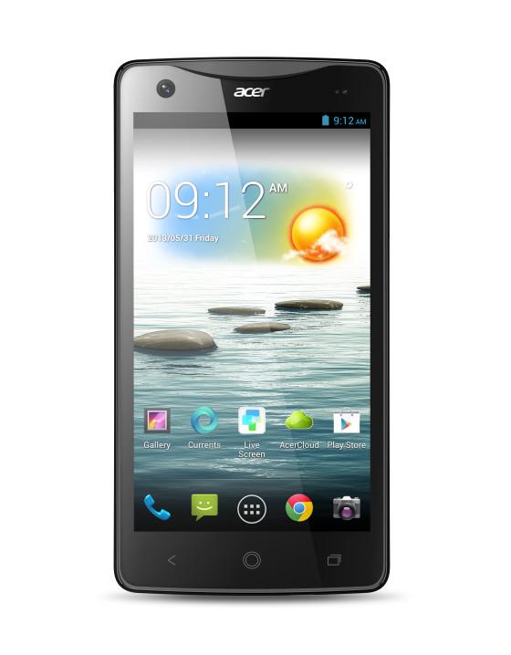 Acer presenta sus smartphones Liquid