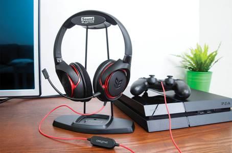 Creative lanza los SB Inferno, dedicados al mundo del gaming para PC, Mac, dispositivos móviles y PS4