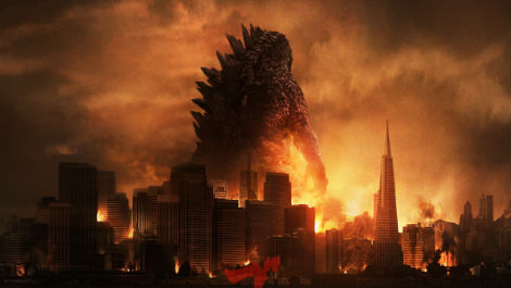 Comic-Con 2014: Legendary Pictures confirma la secuela de 'Godzilla'