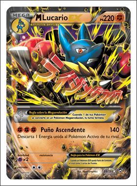 La expansión XY-Puños Furiosos de JCC Pokémon es la última adición al Juego de Cartas Coleccionables Pokémo
