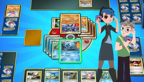 ¡Juega al Juego de Cartas Coleccionables Pokémon Online!