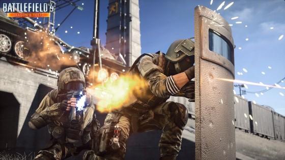 EA anuncia el lanzamiento del DLC Dragon'sTeeth en exclusiva  para usuarios de la versión Premium de Battlefield 4