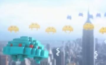 """Muchos videojuegos clásicos en la próxima película """"Pixels"""""""