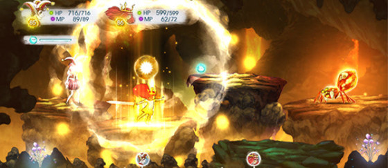Child of light ya llego a PlayStation Vita