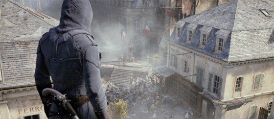 Video: Nuevo avance de 'Assassin's Creed Unity'