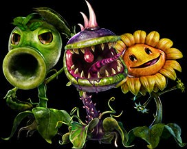 Plants vs Zombies Garden Warfare ya está disponible