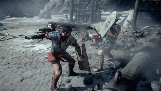 Ryse: Son of Rome llegará a PC