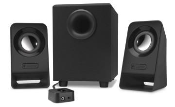 Logitech presenta un nuevo sistema multimedia de audio con diseño compacto y subwoofer