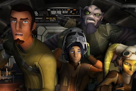 Video: Disfruta los primeros siete minutos de Star Wars Rebels