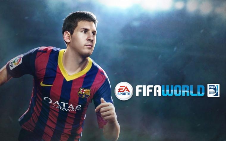Conoce el nuevo motor gráfico de FIFA World