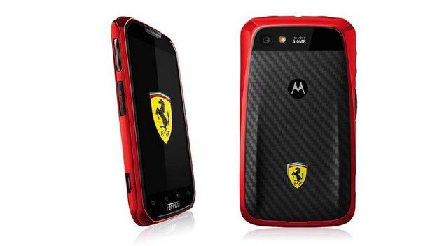 El Poder de Moto G Ferrari Edition llega a México de la mano de Motorola y Nextel