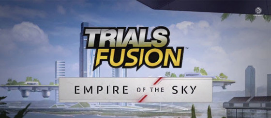 Ubisoft lanza Empire of the Sky para Trials Fusion