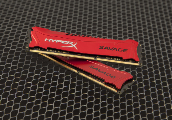 HyperX estrena la nueva memoria Savage