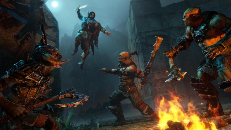 Warner Bros. Interactive Entertainment estrena el tráiler de lanzamiento de 'Middle-earth Shadow of Mordor'