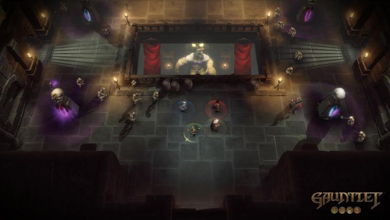 Warner Bros. Interactive Entertainment anuncia el lanzamiento de Gauntlet