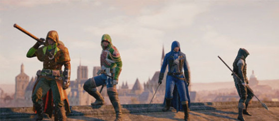 Video: Gameplay del modo cooperativo de Assassin's Creed Unity