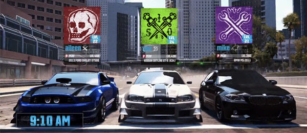 Video: Primer avance de 'The Crew on the Road: Truly Driving Social'