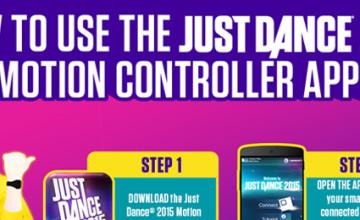 Ya no será un problema jugar Just Dance 2015 sin Kinect o Cámara
