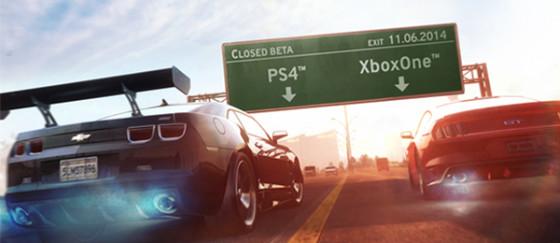 Se anuncia beta cerrada de The Crew para XBOX One y PS4