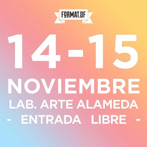 Llega Format.DF, el festival independiente de chiptune y arte retro-informático