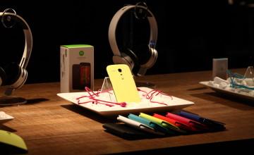 Motorola estrena nuevos smartphones y dispositivos wearables