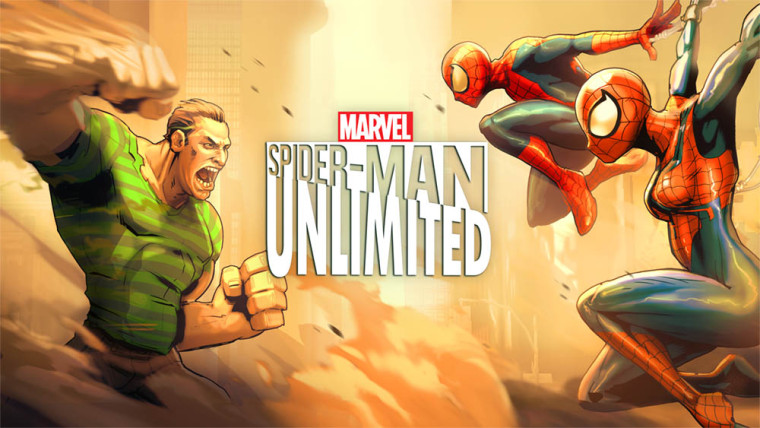 La primera gran actualización para Spider-Man Unlimited ya está disponible